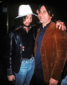 Bob Dylan and Robert DeNiro